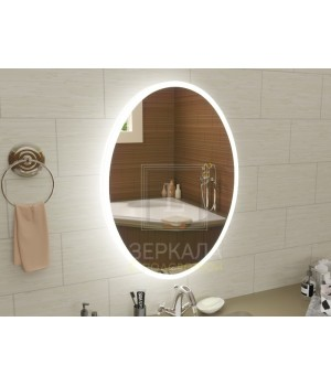 Зеркало с подсветкой для ванной комнаты Авелино